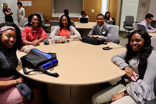 SHPEP program scholars