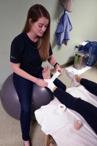 Fleming provides treatment