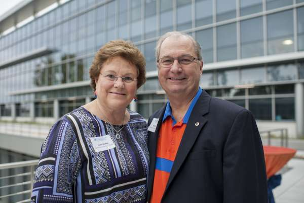 Anne and Rolf Kuhns