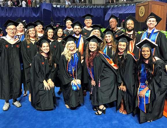 MPH graduating class spring 2019