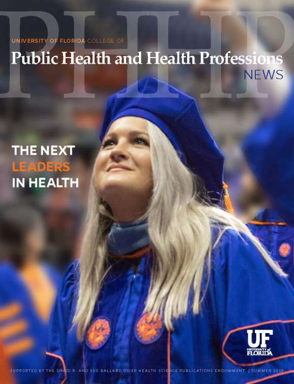PHHP News cover